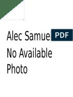 Alec Samuel