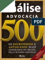 Advocacia 500 - 2013.pdf
