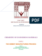 Cement PPT