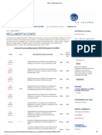 AEA - Reglamentaciones