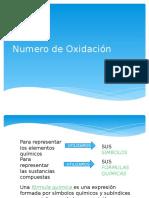 8. Numero de Oxidacion