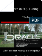 Be a Hero in SQL Tuning