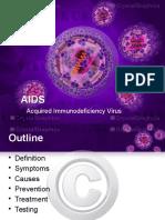 AIDS Presentation