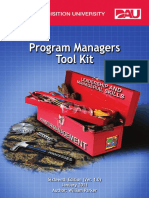 DAU Program Managers Toolkit