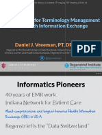 2016 11 - Best Practices for Terminology Management in a Health Information Exchange