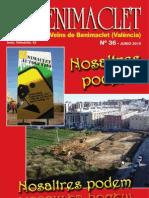 Revista nº 36 - junio 2010