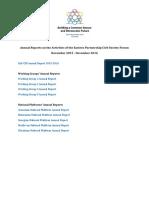 EaP CSF Annual Reports 2015-2016