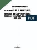 ASSUNÇÃO, Matthias Röhrig. De caboclos a bem-te-vis. Formação do campesinato uma sociedade escravista. 26 - 47.pdf