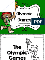 Olympic Games Vocabulary Pack by a Teach Able Year