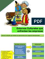 Entornos Culturales
