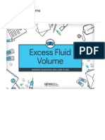 Excess Fluid Volume – Nursing Diagnosis & Care Plan - Nurseslabs