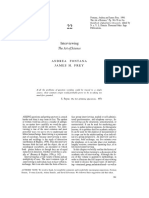 Interviewing The Art of Science. Adrea Fontana & James H. Frey.pdf