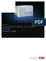 Protecciones ABB - RET620_pg_757846_ENe - Transformer Protection and Control