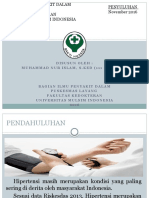 Ppt Presentasi Materi Hipertensi
