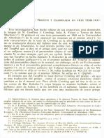Neofiti 1 - Levitico - Ix La Lengua de Neofiti 1 Examinada en Tres Tesis Doctorales