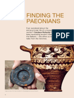 Finding the Paeonians - Candace Richards