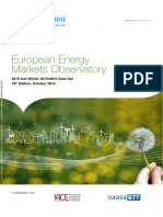 European Energy Markets Observatory-18th Edition-full Report