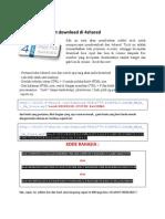Tips Mempercepat Download Di 4shared