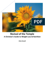 Revival of the Temple 2010