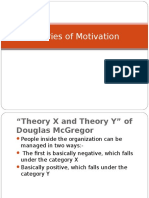 PPT on Motivation Theories