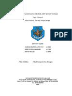 Algoritma Distance Vector, OSPF & Konfigurasi