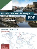 Estudo de Caso Noruega Versus Niger Alunos