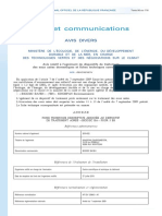 AGREEMENT MINISTERIEL N°2010-022 & N°2010-022 BIS - BIODISC BA 5 EH.pdf