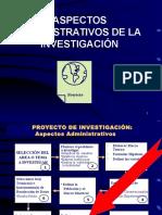 05.   Administración del proyecto de investigación..ppt