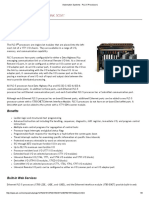 Automation Systems - PLC-5 Processors