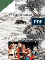Chinese Peking Opera Lesson
