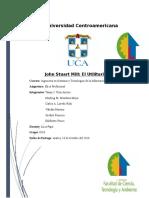 Ética en El Utilitarismo JohnStuartMill (2)