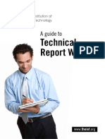 Guide to Technical Writing 1