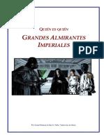 Grandes Almirantes Imperiales