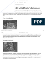 9 Circles of Hell (Dante's Inferno) - History Lists