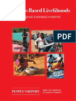 Fisheries Based Livelihoods in the Post-tsunami Context