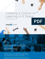 Lil Guide Creating Culture Learning 6 Steps