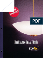 Manning Expelite Fixtures Express Program Brochure 1998