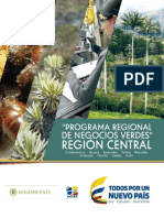 Program a Regional Negocios Verdes Central