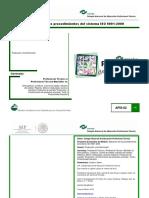 AplicacionprocedimientosISO900102