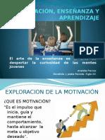 Motivación, Enseñanza y Aprendizaje