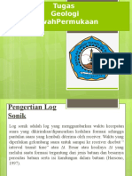 Presentation Log Sonic