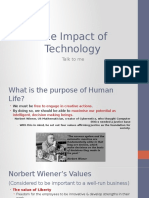 6. the Impact of Technology