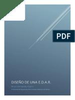 Diseño de Una E.D.a.R.