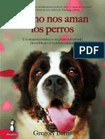 Como Nos Aman Los Perros Gregory Berns