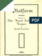 suffragepamphlet