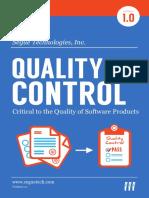Segue Quality Control