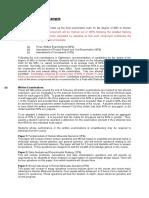 Marking Scheme Example
