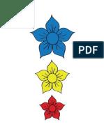 Flori Steag Romania Bw