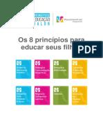 eBook 8 Principios Para Educar Seus Filhos