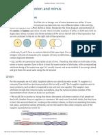 Set-Theoretic Operators.